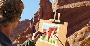 Art-Painting-Bryce-Canyon-A